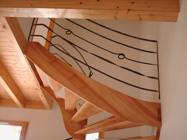 staircases stair treads balustrades railings. Black Bedroom Furniture Sets. Home Design Ideas
