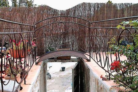 petit pont contemporain